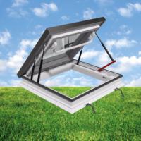 Mooie platte dak ramen aanschaffen