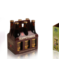 Bierverpakkingen met uw design